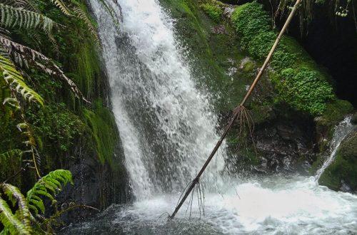 A Photo of Manguyo Falls