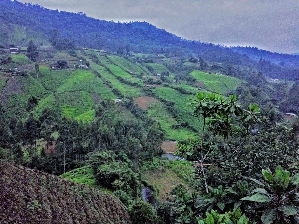 A photo of Tuthu Village