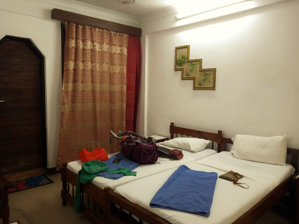 A photo of  a hotel room in Mombasa by weonboard.com