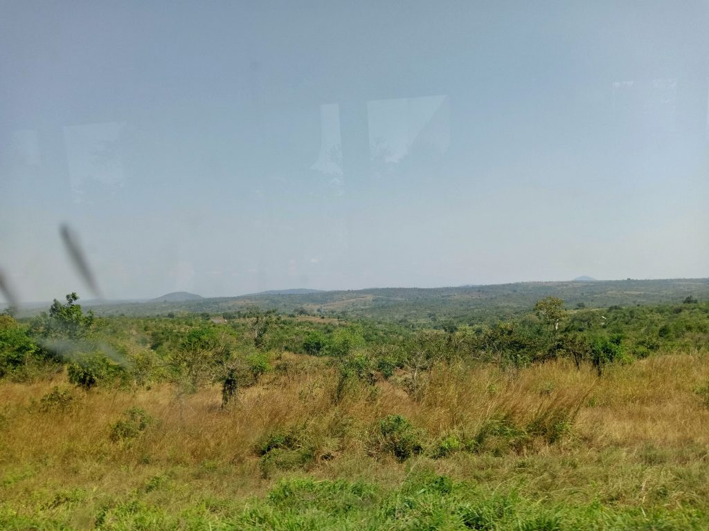 A photo of the scenery in Tanzania by weonboard.com